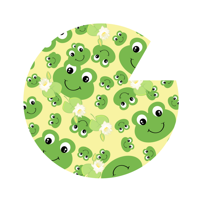Jumping Jerimiah Combo: Frogs and Lily Pads Shapes - 15 Pack - Power-X & Original Formula with Cuddle Pal)