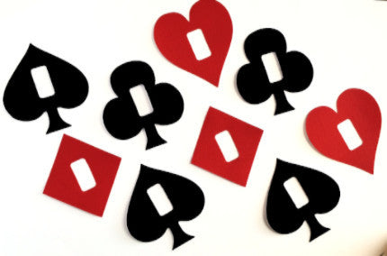 Deck of Cards Grip Combo (Set of 8)