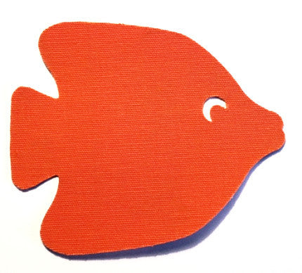Bubbles the Fish Grip - GrifGrips