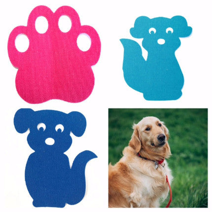 Puppy and Paw Combo Grip Pack (Set of 12) - GrifGrips