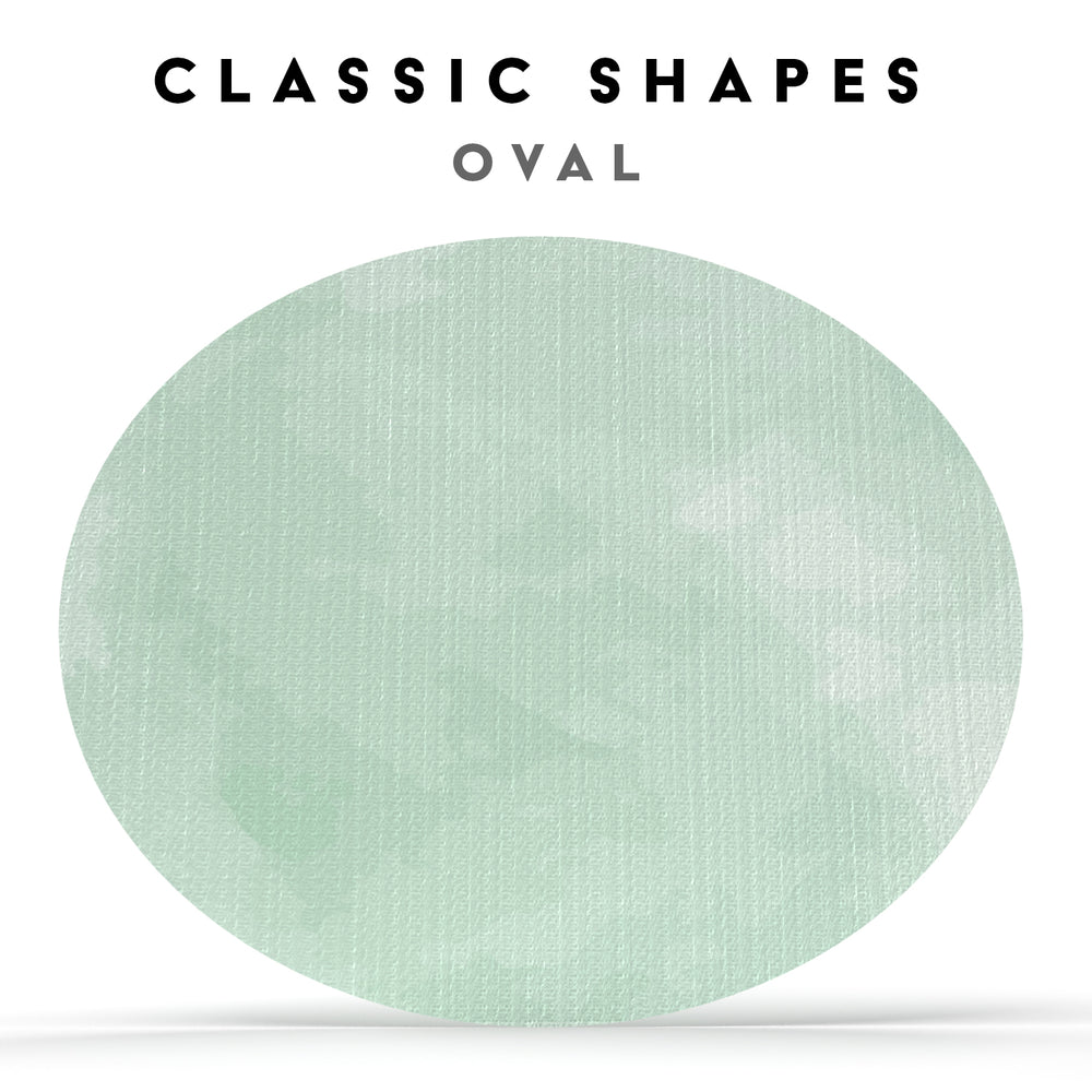 Classic Shapes: Oval - Extreme Formula - Choose Your Pattern and Device - 20 Pack