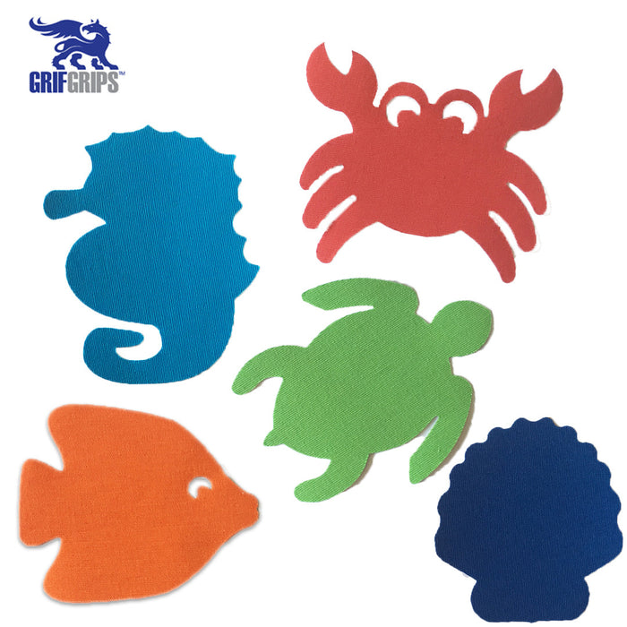 Sea Time Combo Grip Pack (Set of 15)