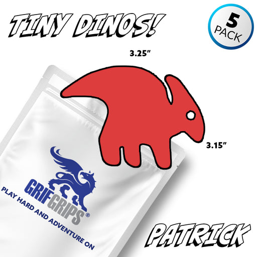 Patrick the Paralophosaurus - Tiny Dino Grip
