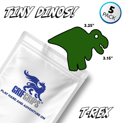 T-Rex - Tiny Dino Grip - GrifGrips