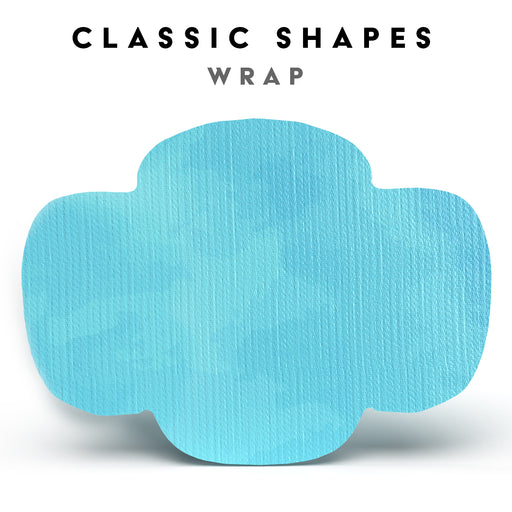 Classic Shapes: Wrap - Extreme Formula - Choose Your Pattern and Device - 20 Pack