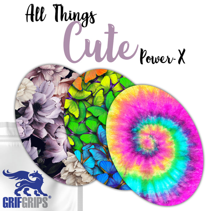 Power-X: All Things Cute Ovals Combo - GrifGrips