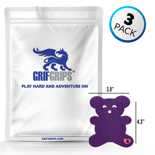 Love You Beary Much Combo - GrifGrips