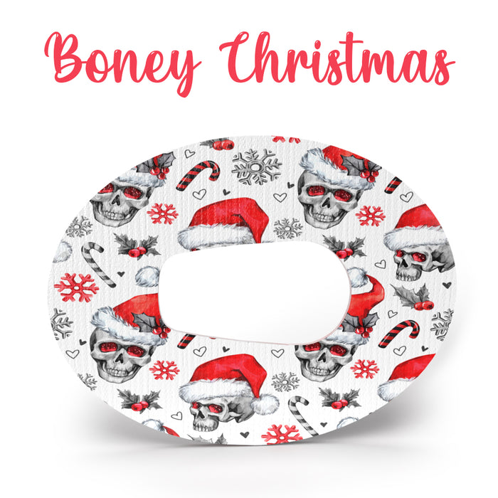 Christmas Bones: Oval Shapes - Choose Your Formula - (20 Pack)