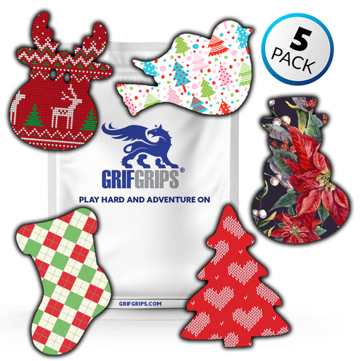 Extreme + Power-X: Christmas Combo Pack (5 Pack) - GrifGrips