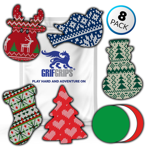 Power-X + Original: Christmas Sweater Combo Pack - GrifGrips