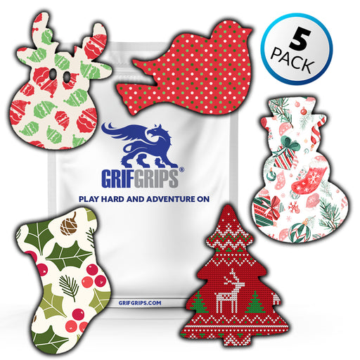 Power-X: Christmas Combo Pack - GrifGrips