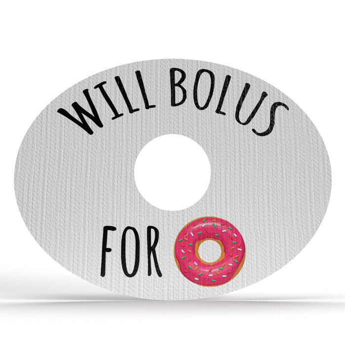 Will Bolus for Doughnuts: Ovals in Extreme Formula (15 Pack) - GrifGrips