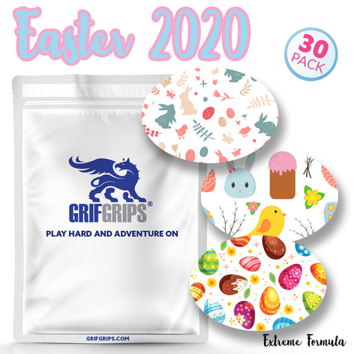 Easter 2020 Combo: Extreme Ovals (Pack of 30) - GrifGrips