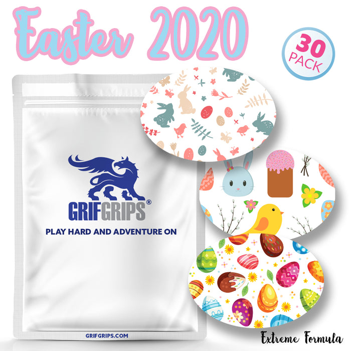 Easter 2020 Combo: Extreme Ovals (Pack of 30)