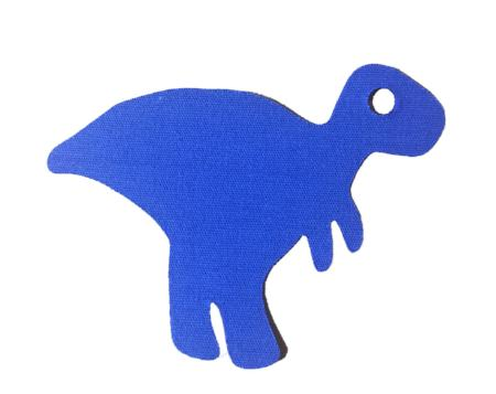Eddie the Edmontosaurus- Tiny Dino Grip