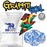 Graffiti Guy - Power-X Formula - Bolt and Wrap Shapes (15 Pack)