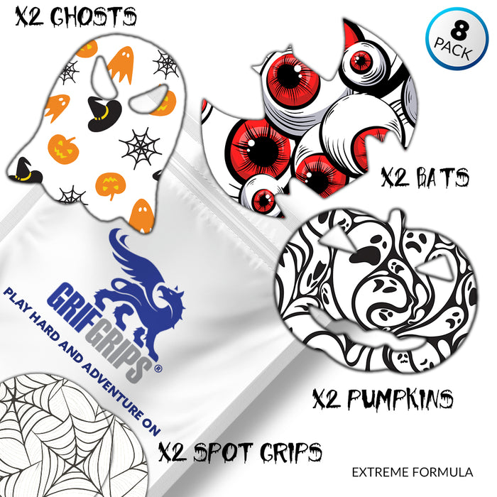 Extreme: Halloween Combo Pack - GrifGrips