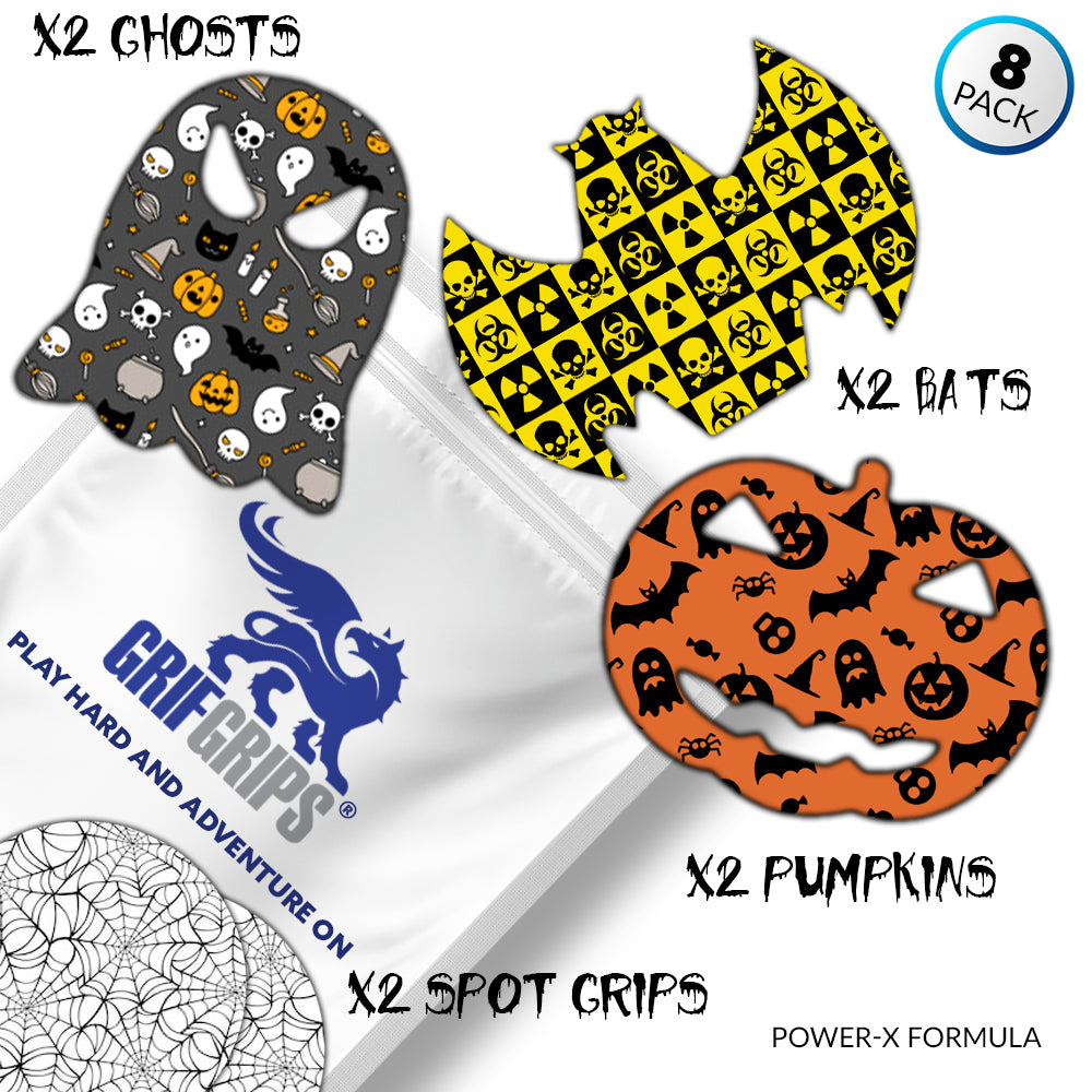 Power-X: Halloween Combo Pack - GrifGrips