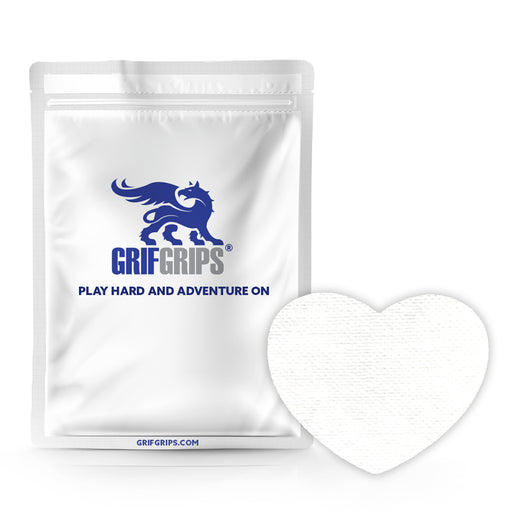 Pure & Simple: Classic Heart Grip - GrifGrips