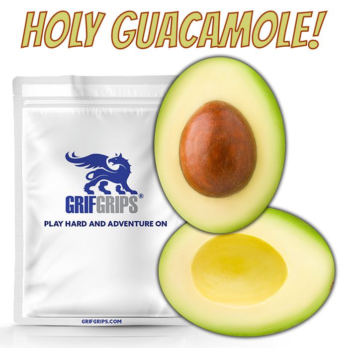 Holy Guacamole! Combo: Oval Shapes - Power-X Formula - 20 Pack - GrifGrips