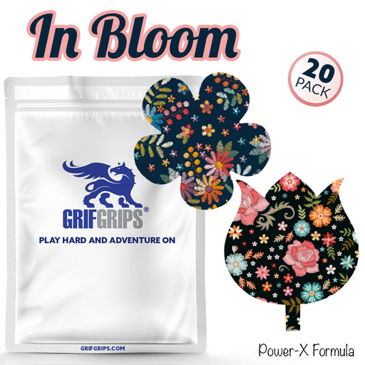 In Bloom Combo: Power-X Formula - Flower Shapes (Pack of 20)