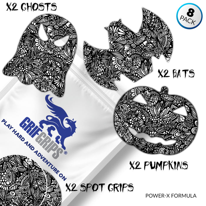 Power-X: Josie's Halloween Combo Pack - GrifGrips