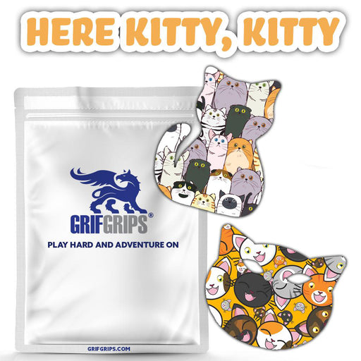 Here Kitty, Kitty! Power-X Combo (30 Pack) - GrifGrips