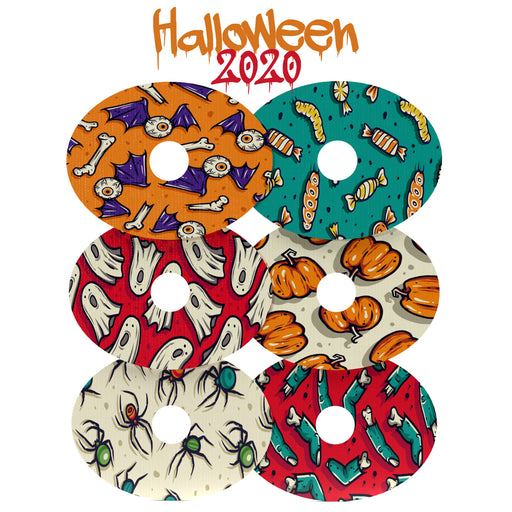 Halloween 2020 - Ovals - Choose your Formula - 30 Pack - GrifGrips