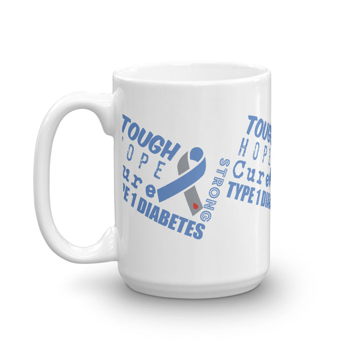 Type 1 Diabetes Hope Mug - GrifGrips