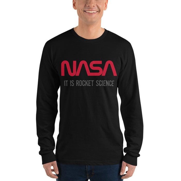 Rocket Science - Long sleeve t-shirt