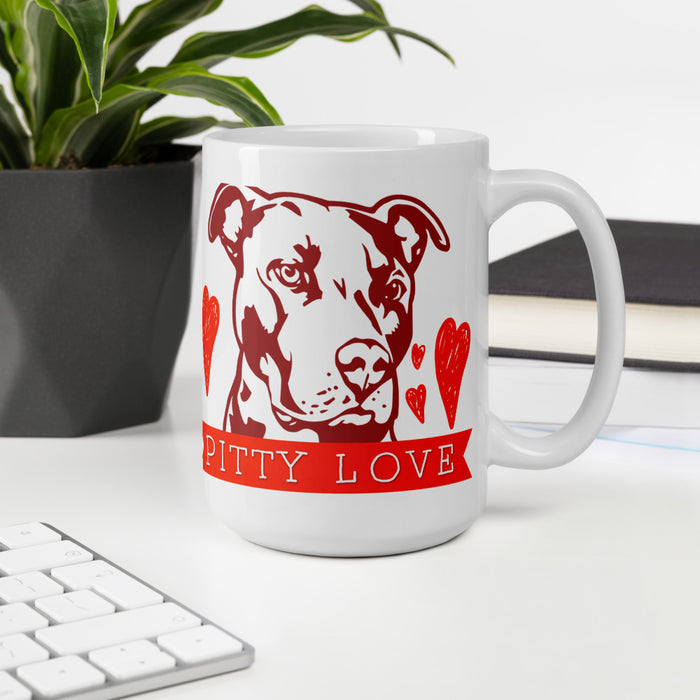 Pitty Love Mug
