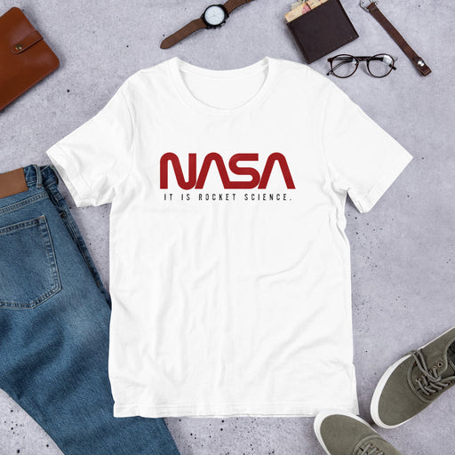 Adult Rocket Science Tee - Short-Sleeve Unisex T-Shirt