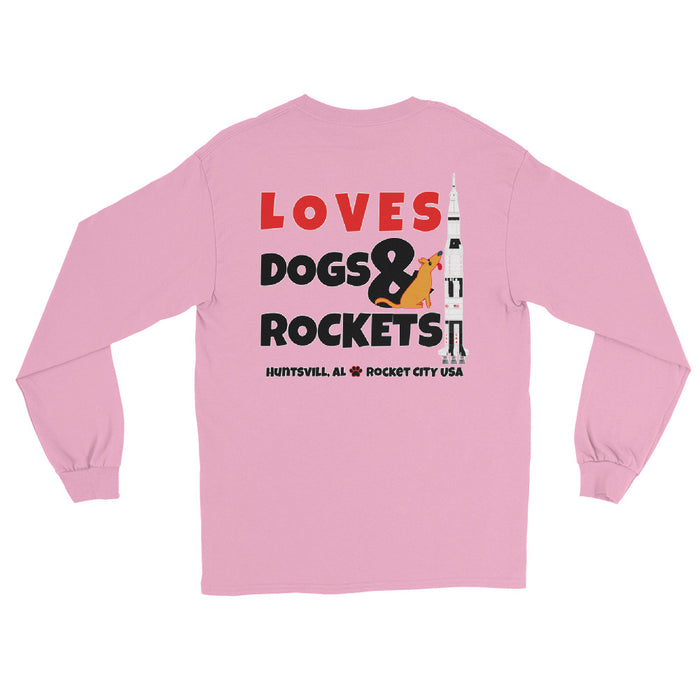 Rocket & Dogs Long Sleeve Shirt