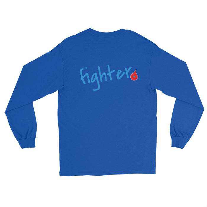 Fighter Long Sleeve Shirt - GrifGrips