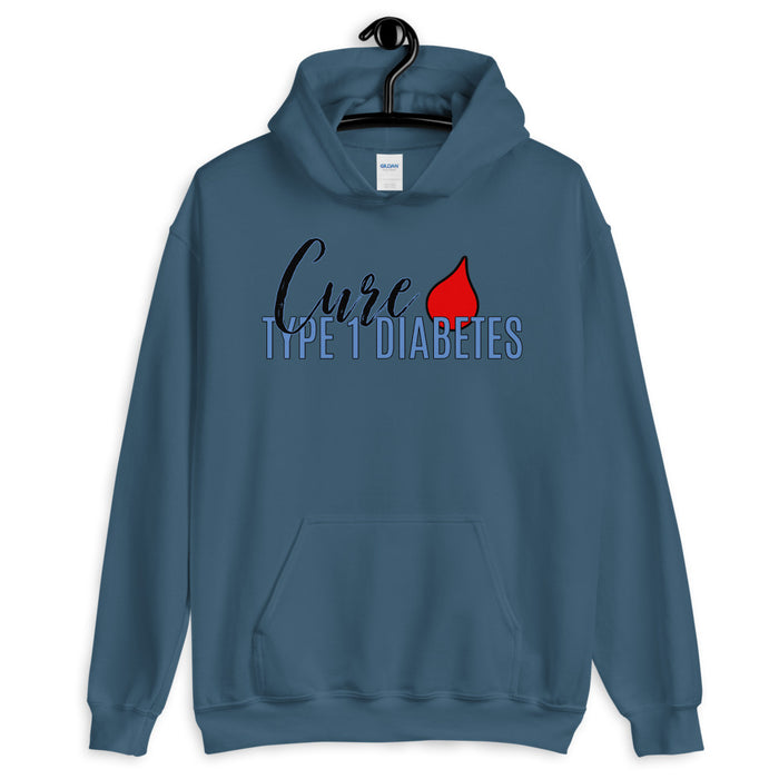 Cure Type 1 - Unisex Hoodie - GrifGrips