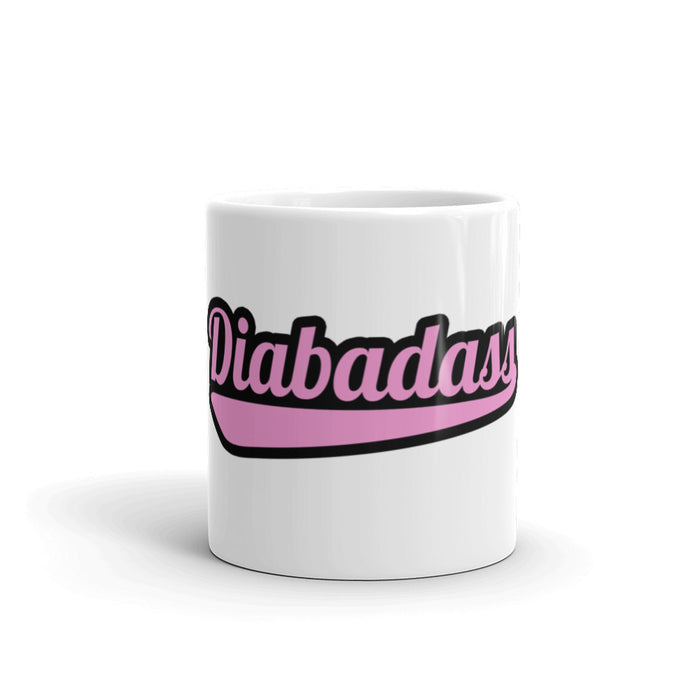 Diabadass Statement Mug