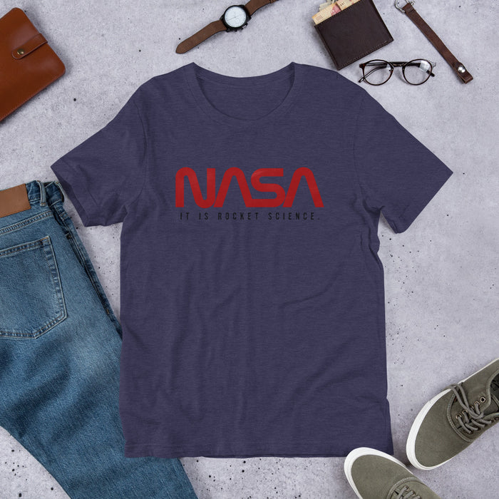 Adult Rocket Science Tee - Short-Sleeve Unisex T-Shirt - GrifGrips