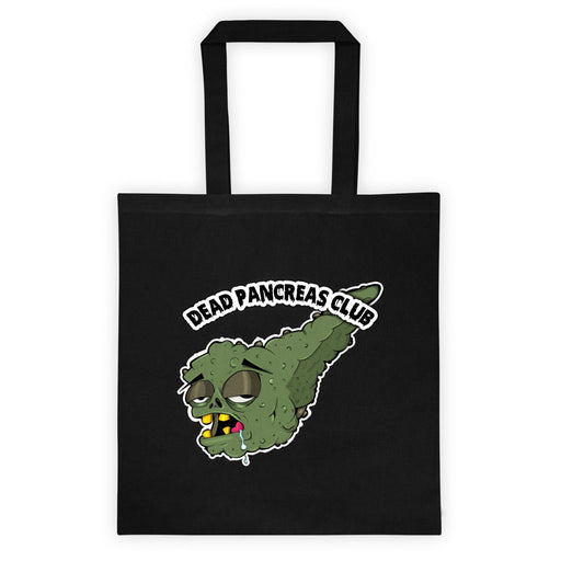 Dead Pancreas Club: Tote Bag