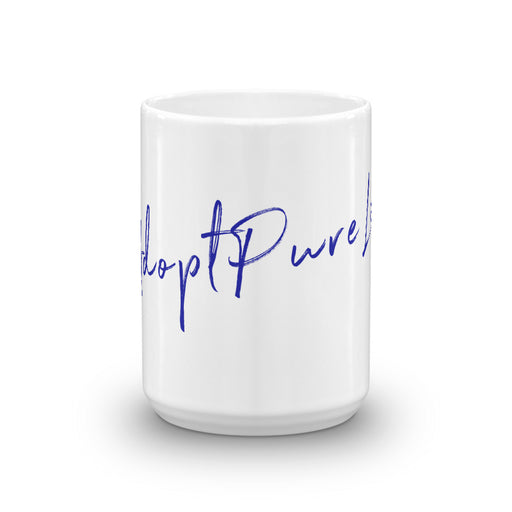 Adopt Pure Love Mug - GrifGrips