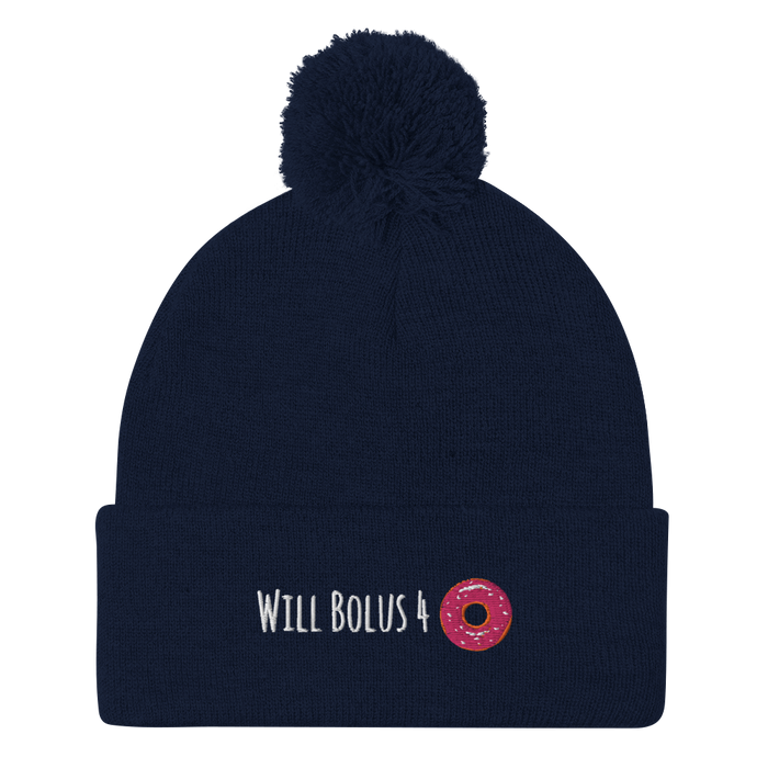 Bolus 4 Doughnuts Beanie + Matching Grips - Extreme Formula - Choose Your Device (5-Pack) - GrifGrips