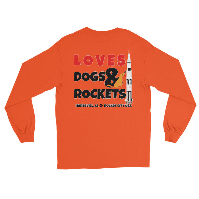 Rocket & Dogs Long Sleeve Shirt - GrifGrips