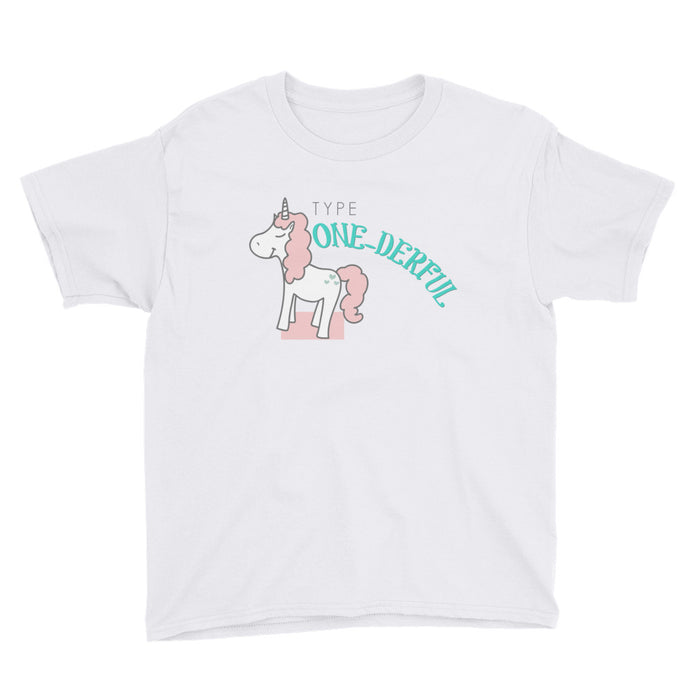 Type One-Derful Youth Short Sleeve T-Shirt