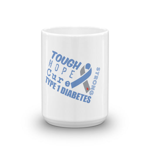 Type 1 Diabetes Hope Mug