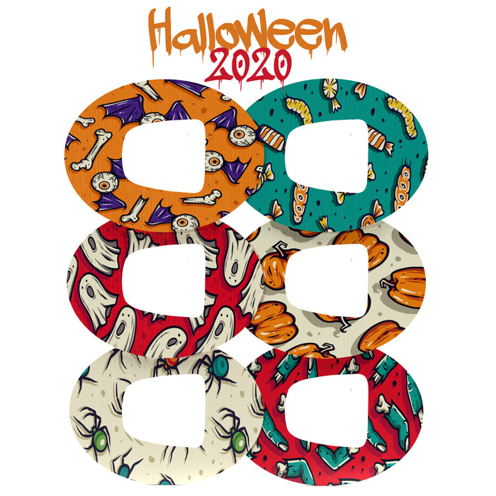 Halloween 2020 - Ovals - Choose your Formula - 30 Pack