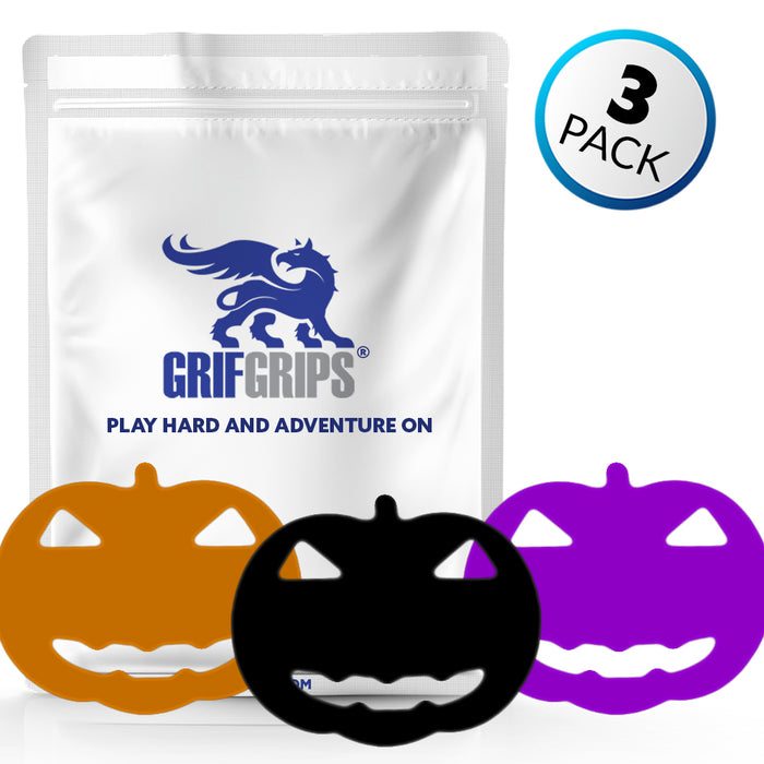 Original: Jack the Pumpkin Grip (3 pack)