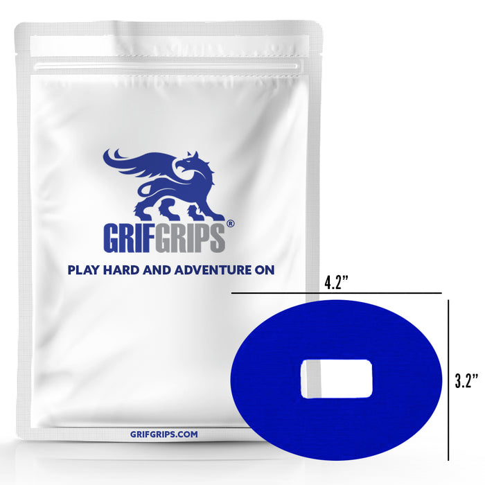 Oval Sports Grip: Original Formula - GrifGrips