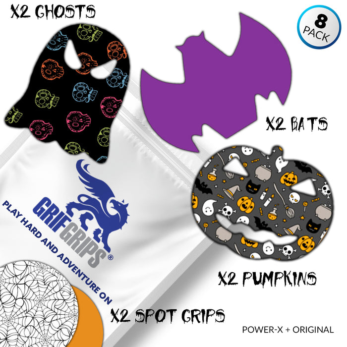 Original + Power-X: Halloween Combo Pack