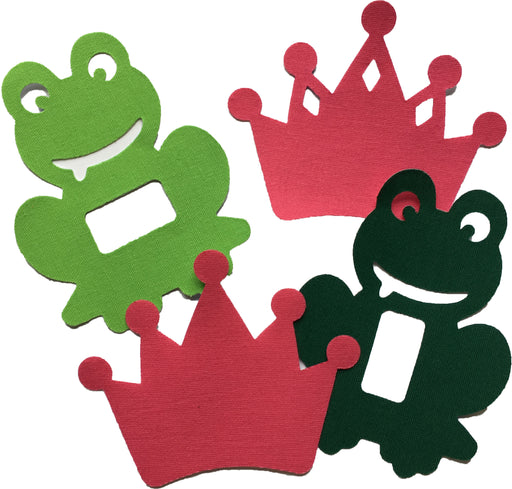Princess and The Frog (Set of 8) - GrifGrips