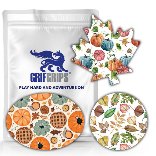 Power-X: Pumpkin Spice Combo Pack - GrifGrips