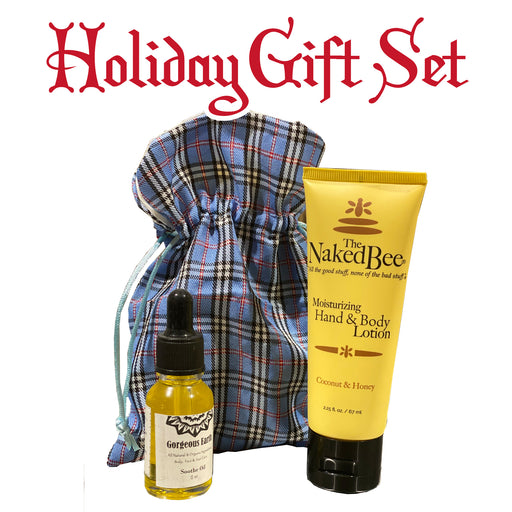 Hand and Body Lotion & Skin Serum Gift Set - GrifGrips